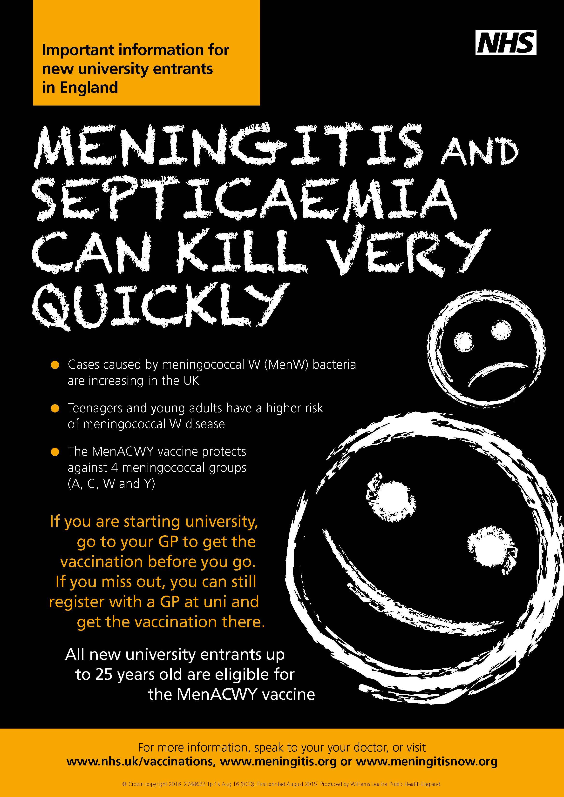 meningitis how to get it