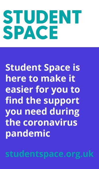 Student Space support information